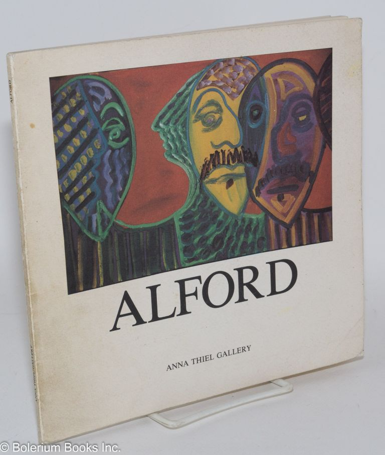Oils on canvas, woodcuts; 1983 - 1987. Alford.