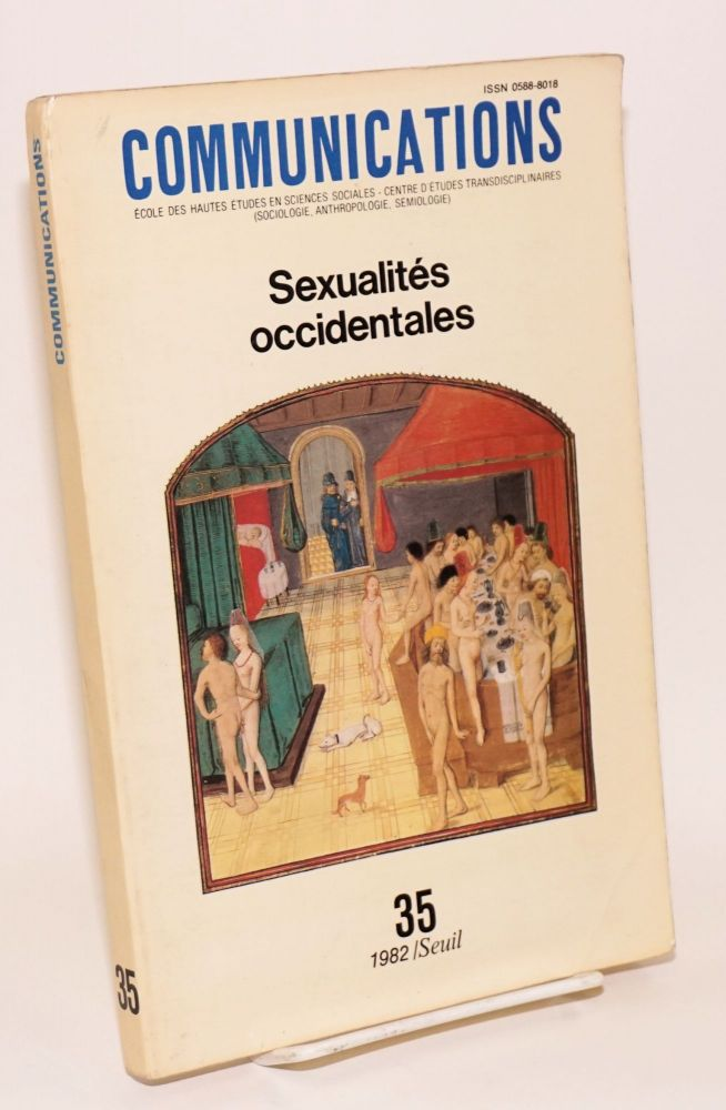 Communications 35: Sexualités occidentales;