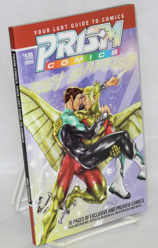 Prism comics; your LGBT guide to comics #2, July 2004