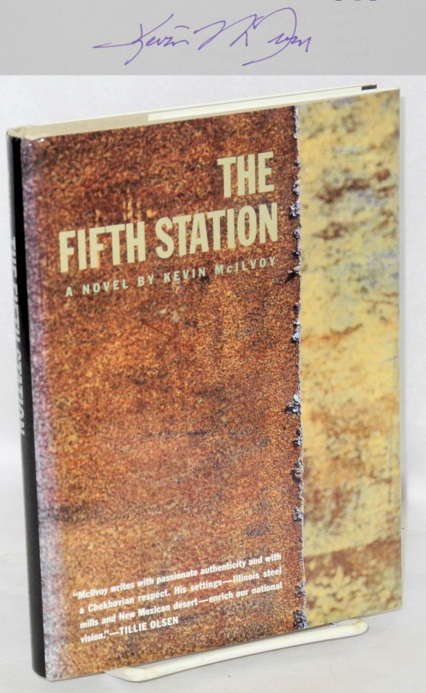 The fifth station. Kevin McIlvoy.