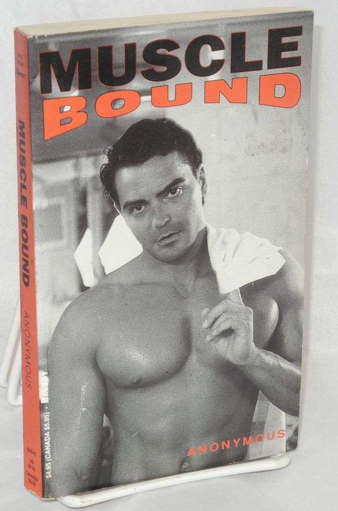 Muscle bound. Christopher Morgan, cover author Anonymous.