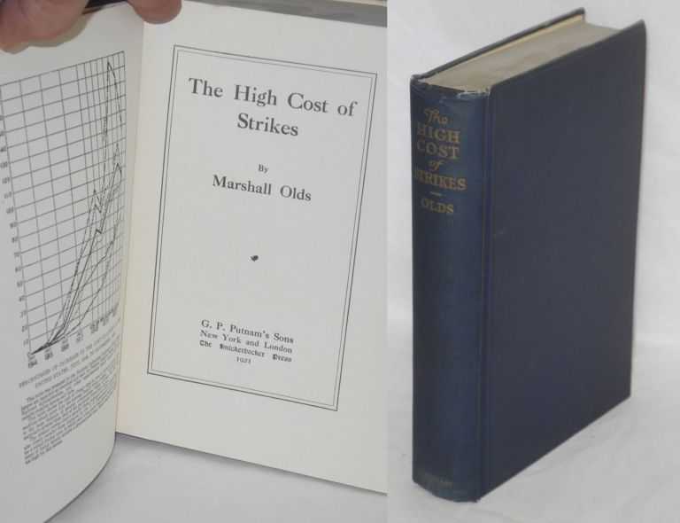 The high cost of strikes. Marshall Olds.