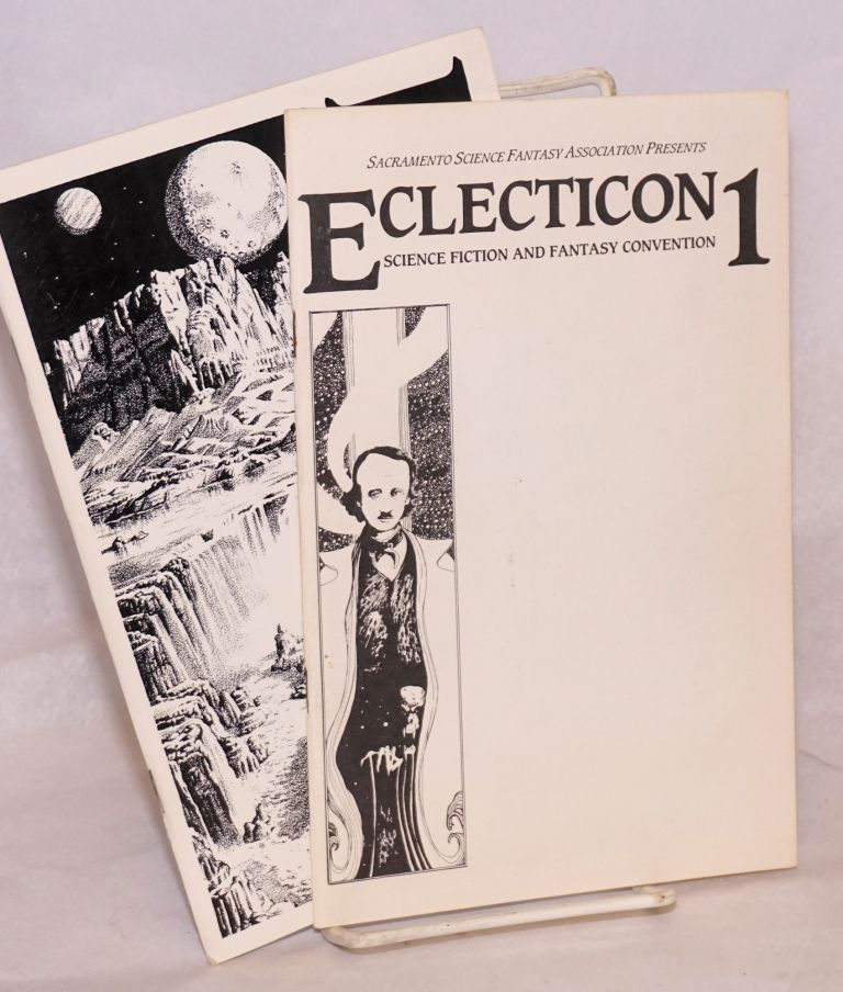 Eclecticon 1 and 2; Science fiction and fantasy conventions