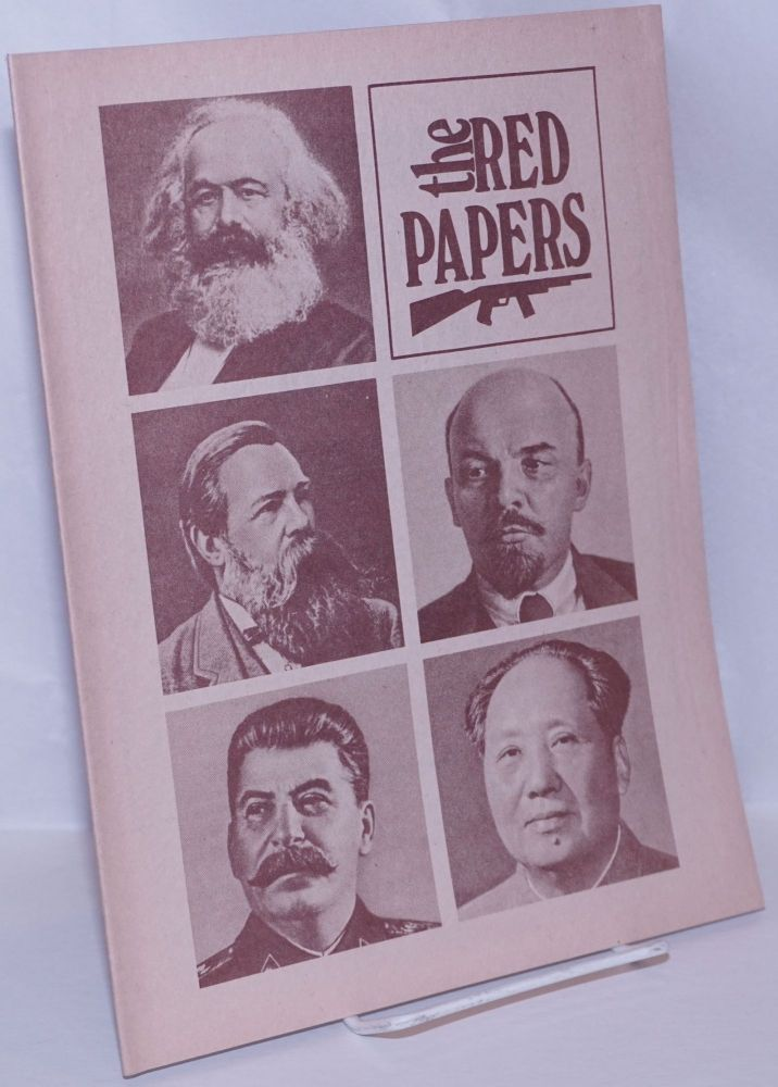 The Red Papers. Bay Area Revolutionary Union.