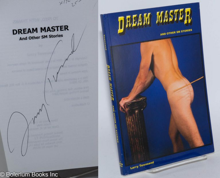 Dream master; and other SM stories. Larry Townsend, Bud Bernhardt.