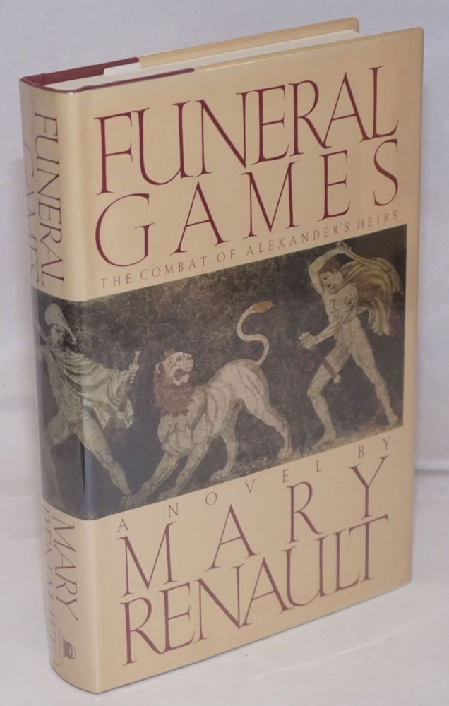 Funeral games. Mary Renault.