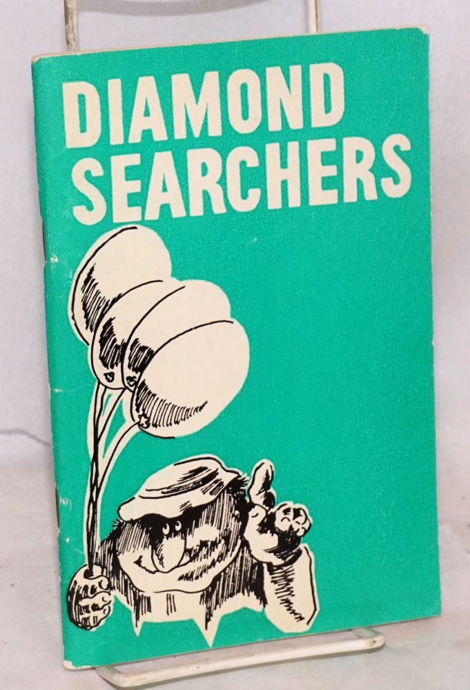 Diamond searchers and other stories. Harri Lehiste, ed.