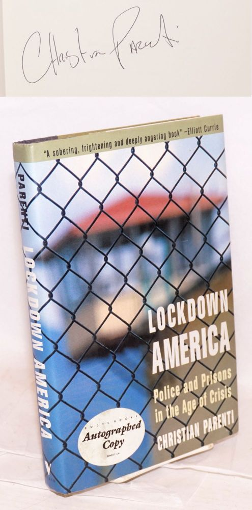 Lockdown America; police and prisons in the age of crisis. New Edition. Christian Parenti.