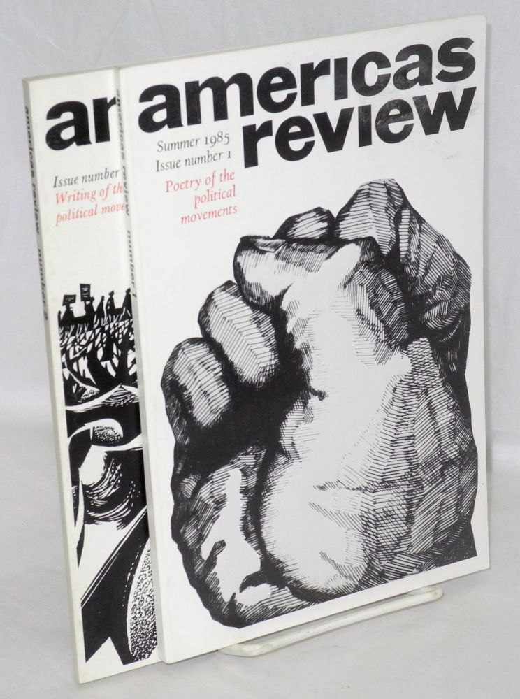 Americas review; issues number 1 and 2. Gerald Gray, Kenneth Kitch.