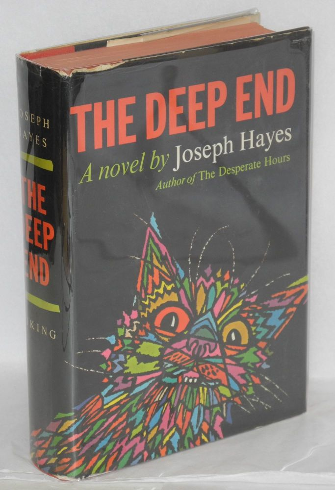 The deep end; a novel. Joseph Hayes.