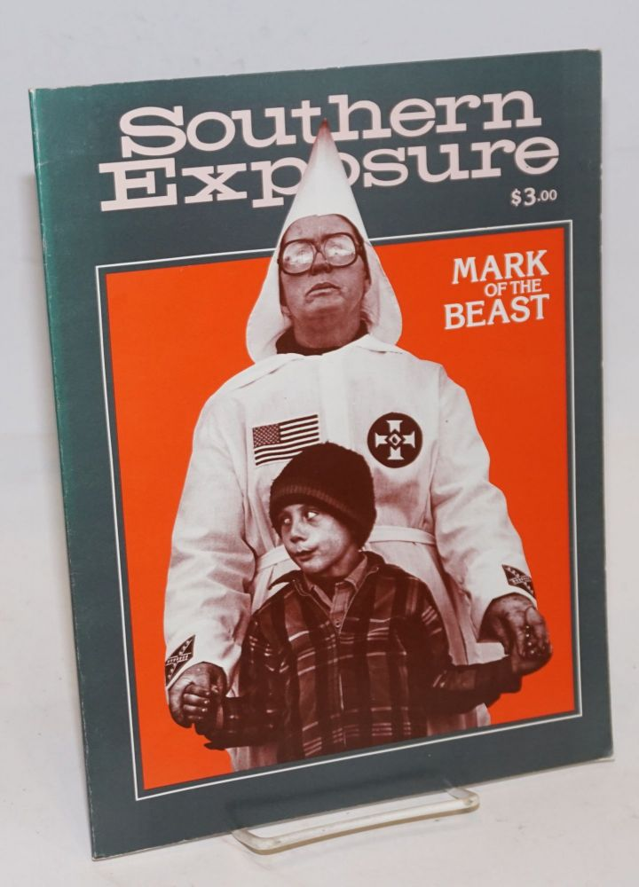 Mark of the Beast.; Southern Exposure; Vol. 8, No. 2, summer 1980