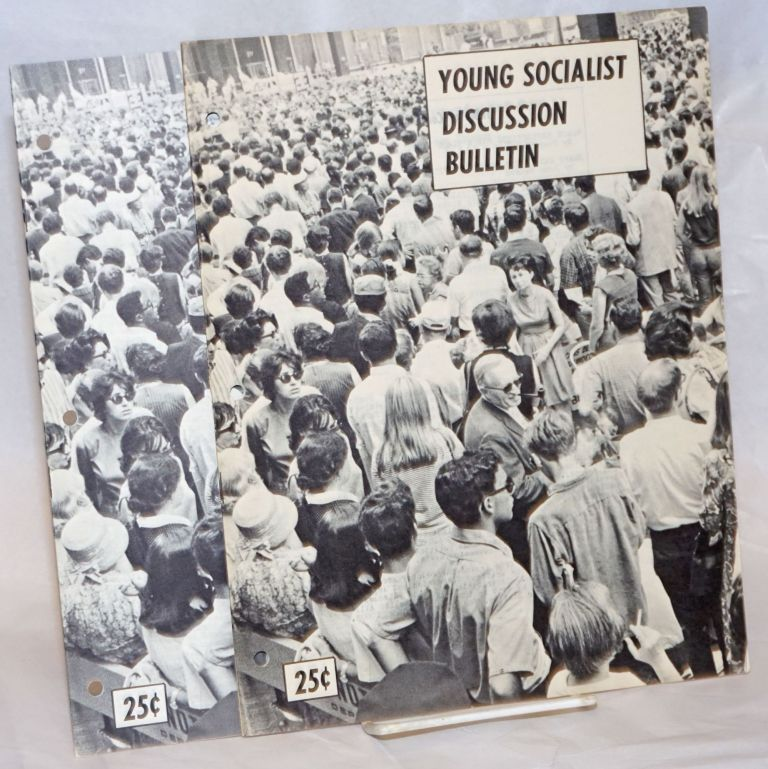 Young Socialist Discussion Bulletin-Part 2. Young Socialist Alliance.