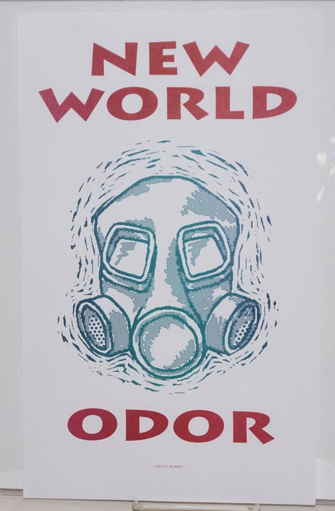 New World Odor. Processed World.
