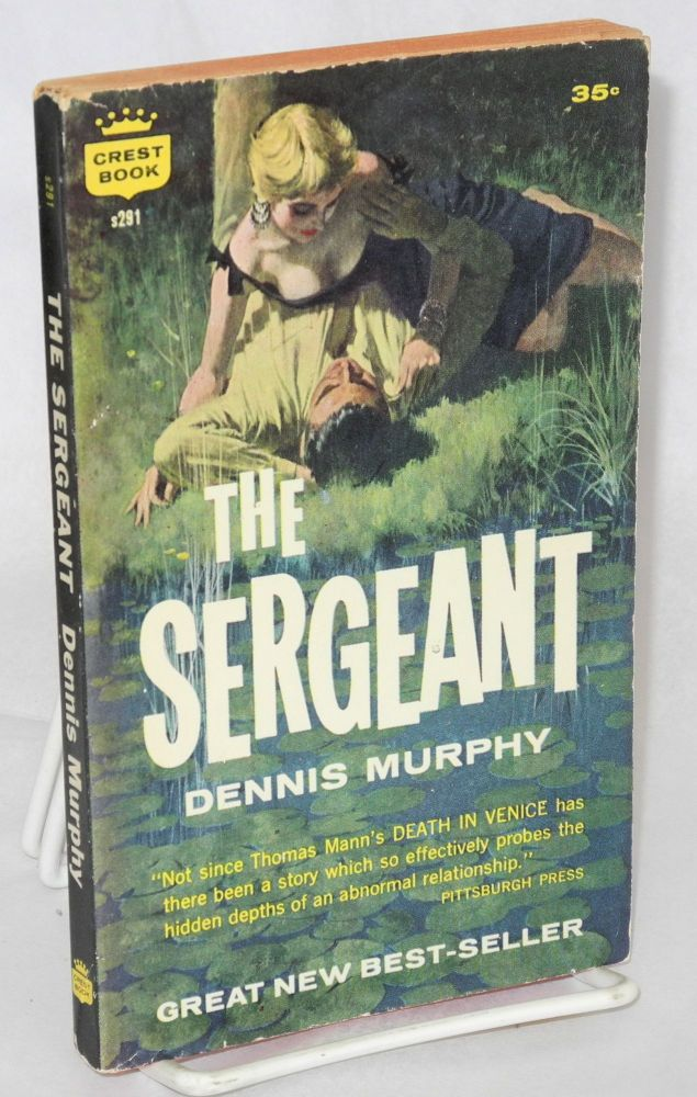 The sergeant. Dennis Murphy.
