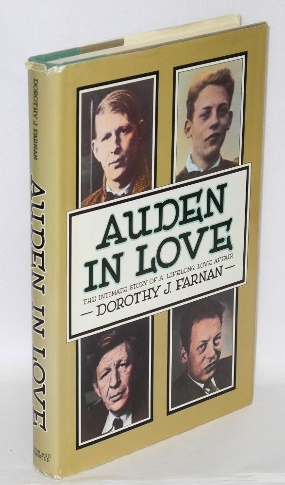 Auden in love. Dorothy J. Farnan.