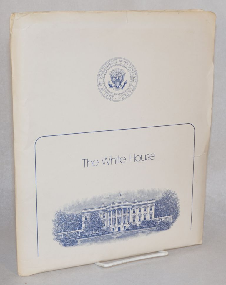 The white house; White house digest is a service provided by the White house office of media relations and planning [subtitle from contents]. propaganda packet.