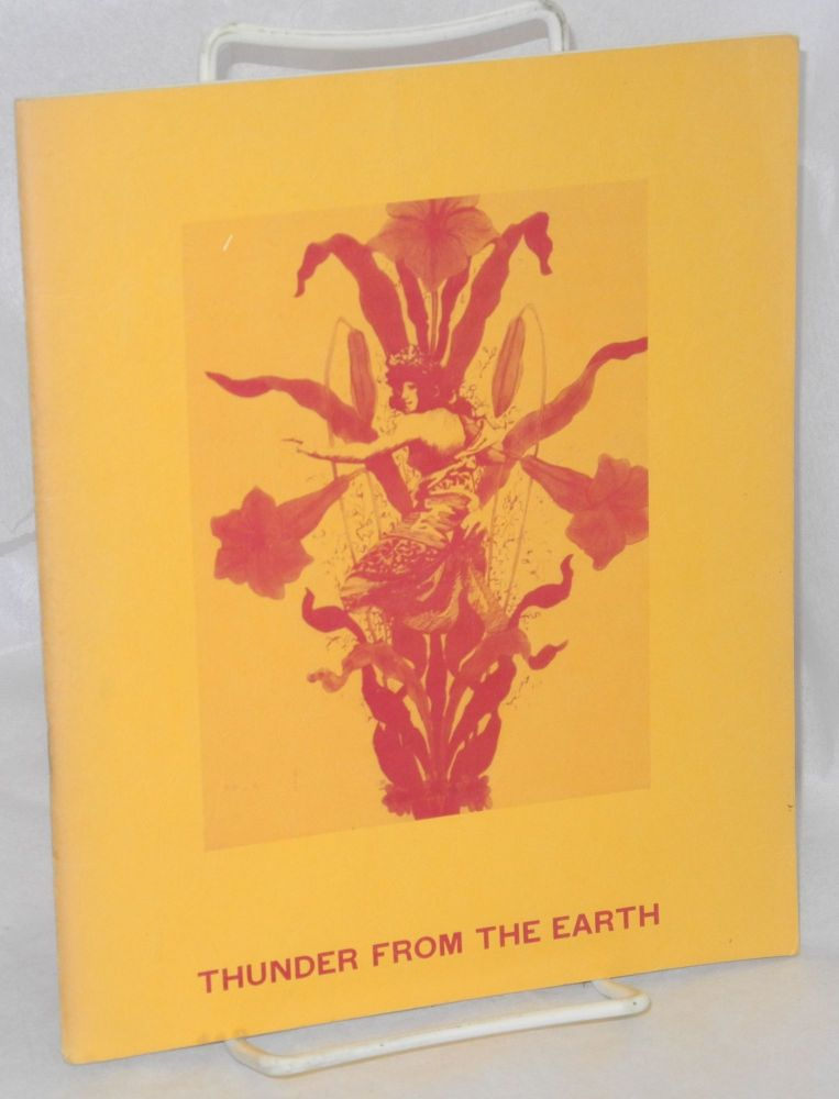 Thunder from the earth: contributions by the whole lesbian community. Judy Greenspan, bekka, Rebecca Hunter, Susan Edwards, D. Martha Powerful.
