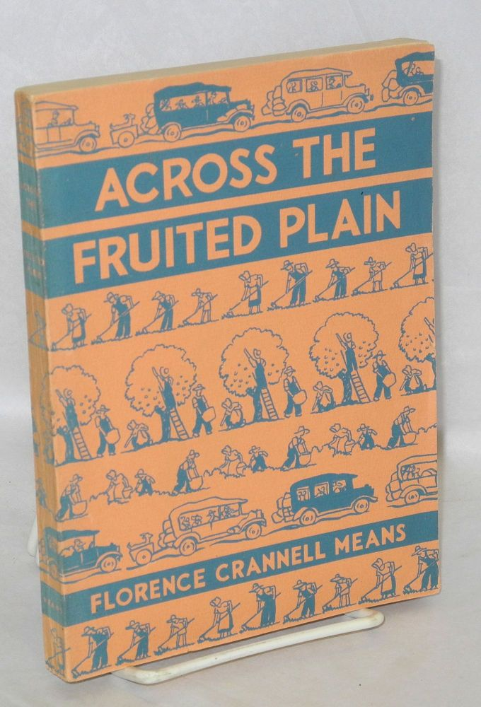 Across the fruited plain. With illustrations by Janet Smalley. Florence Crannell Means.