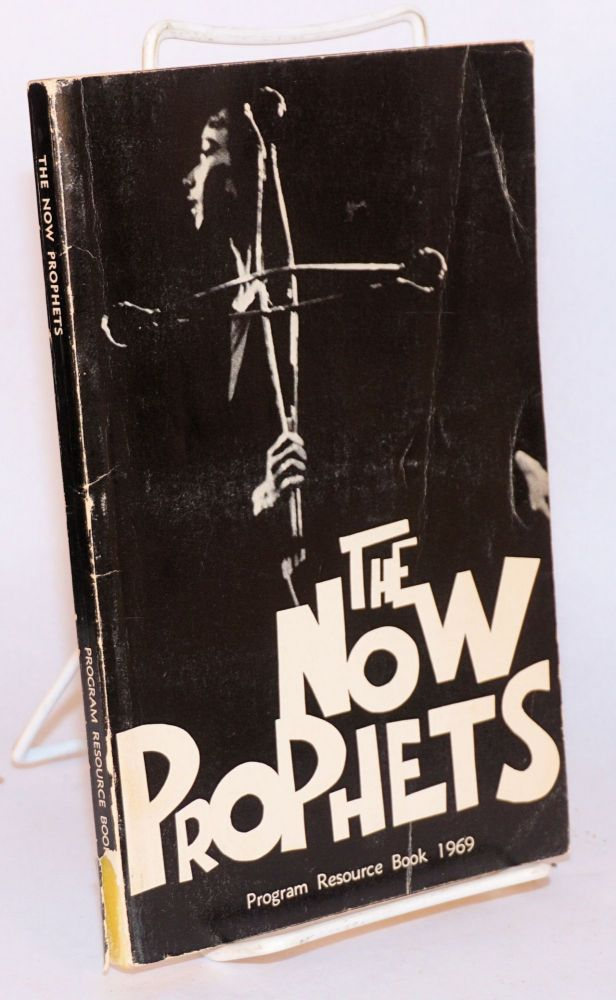 The now prophets; program resource book January 1969 - August 1969; Women's Societies of Christian Service/Wesleyan Service Guilds