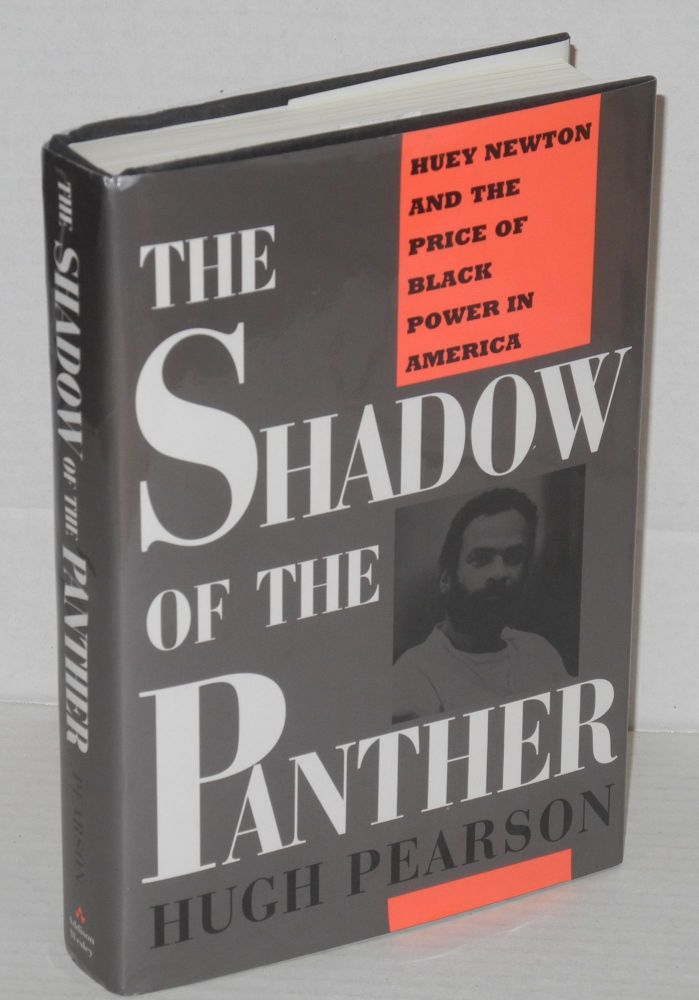 The shadow of the Panther. Hugh Pearson.