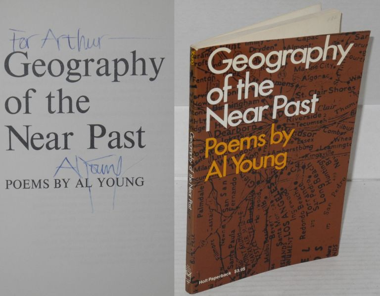Geography of the near past; poems. Al Young.