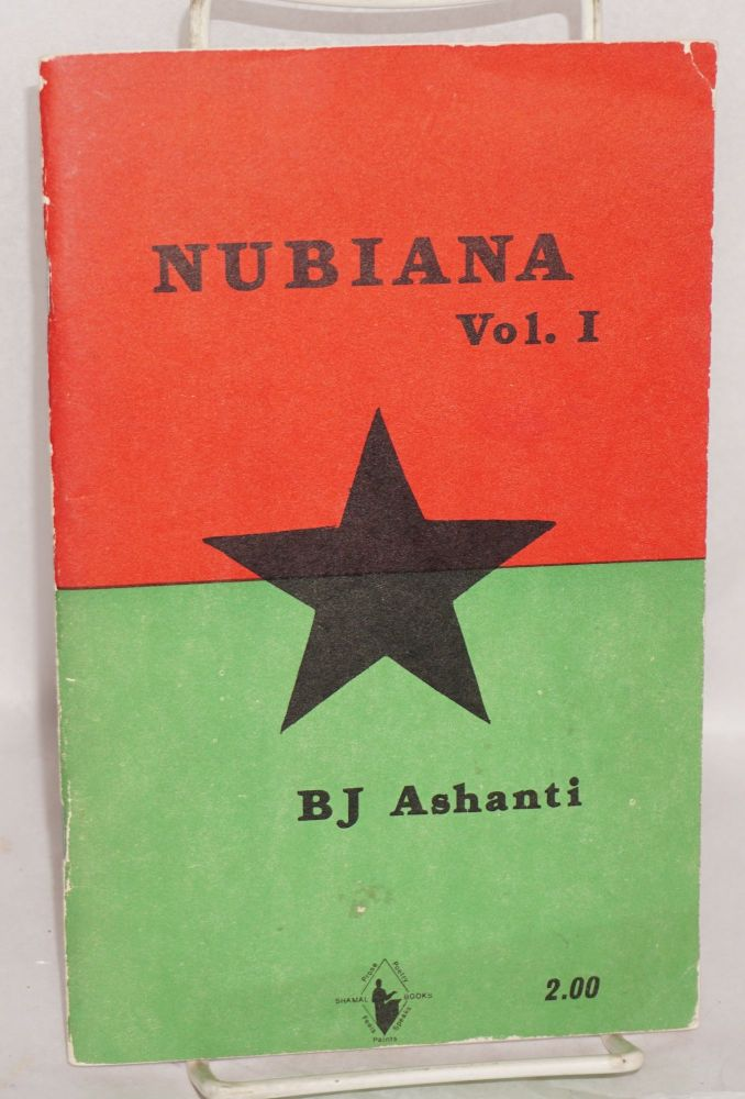 Nubiana. Vol. 1. Baron James Ashanti.
