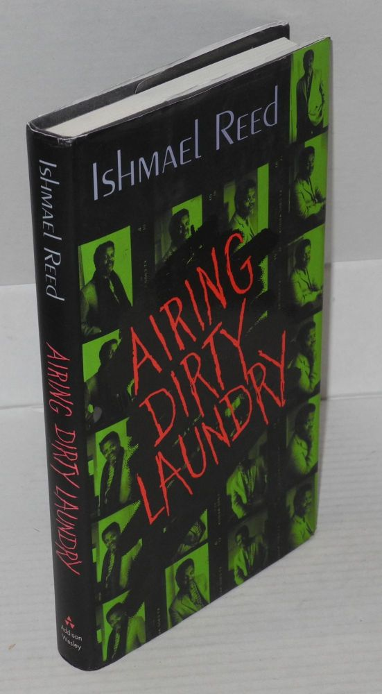 Airing dirty laundry. Ishmael Reed.