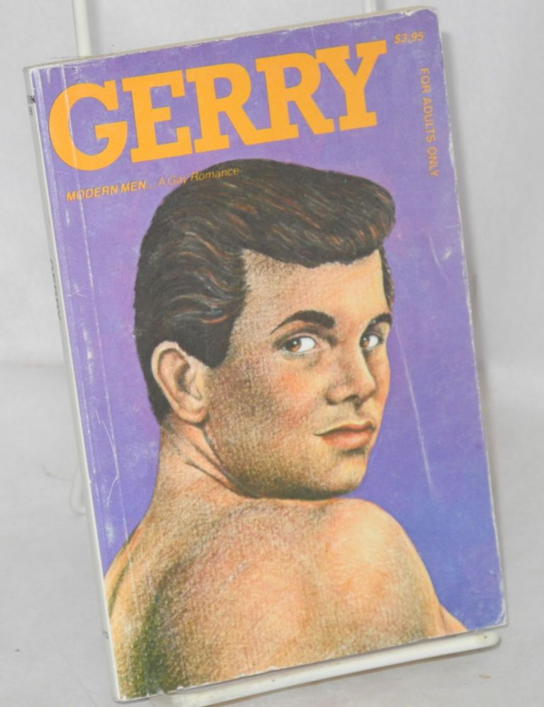 Gerry; a gay romance. Anonymous.