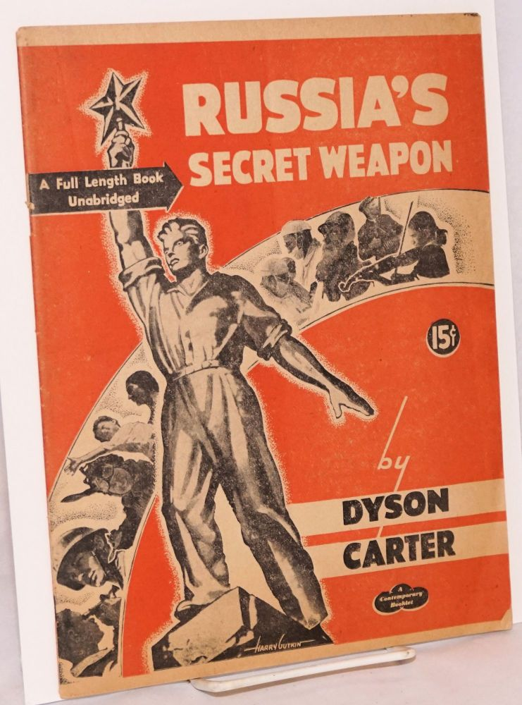 Russia's secret weapon. Dyson Carter.