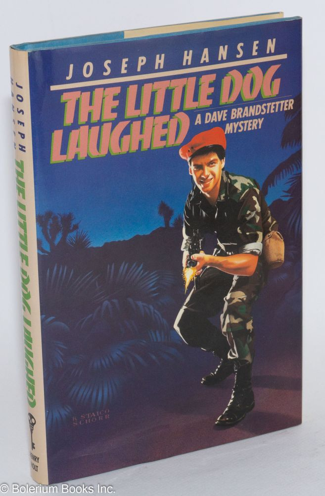 The little dog laughed; a Dave Brandstetter mystery. Joseph Hansen.