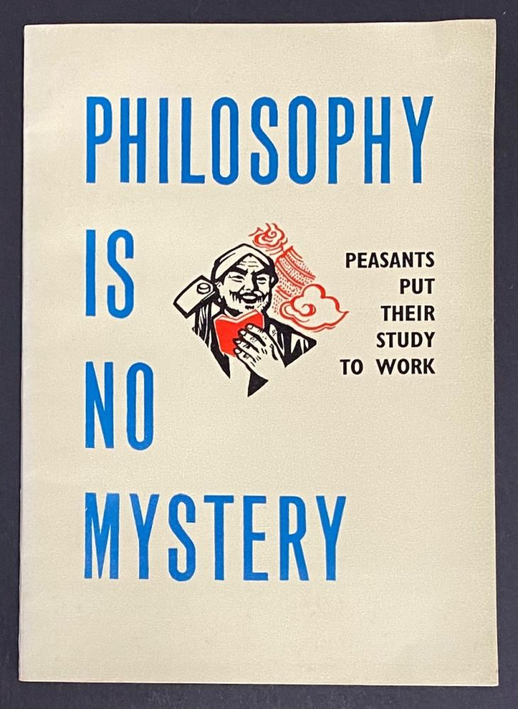 Philosophy is no mystery: peasants put their study to work