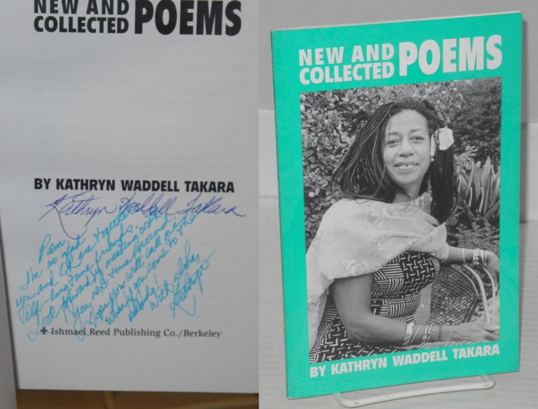 New and collected poems. Kathryn Waddell Takara.
