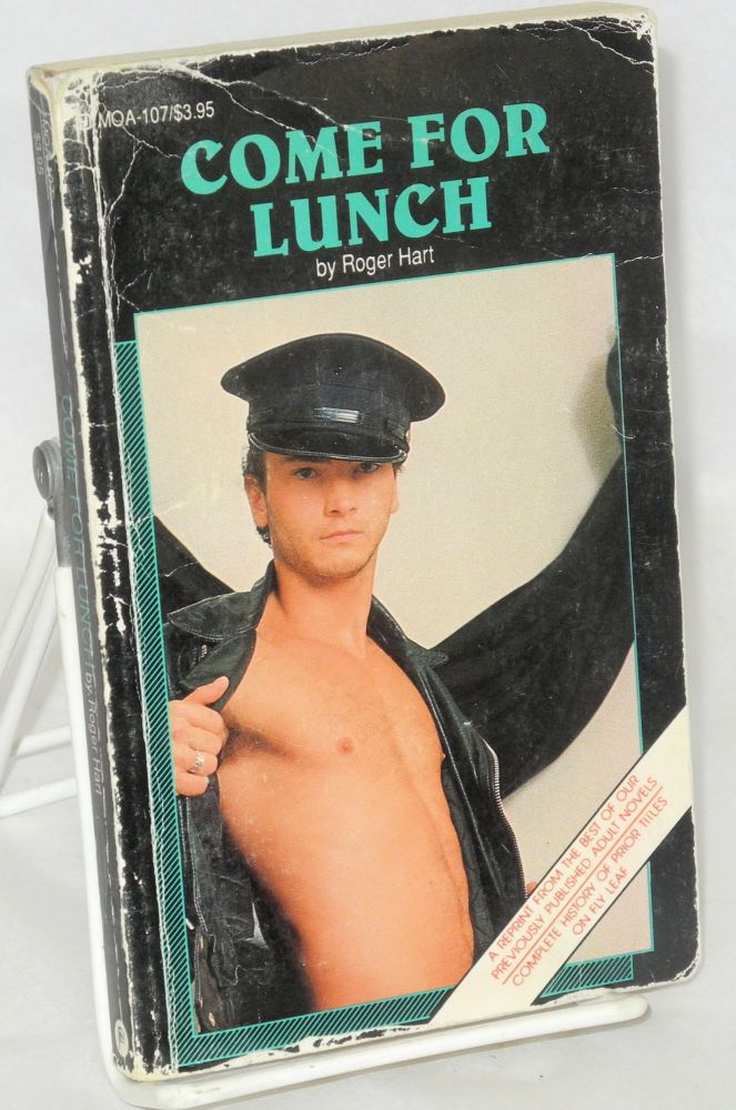 Come for lunch. Roger Hart.