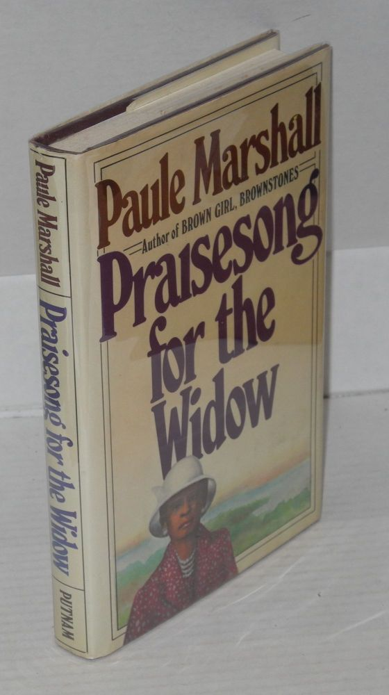 Praisesong for the widow. Paule Marshall.