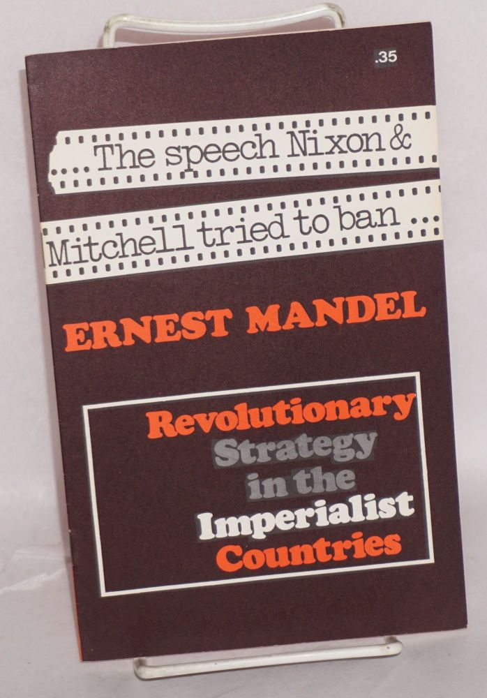 Soviet history falsified: why? Thirty questions answered. Introduction by Sitaram Kolpe. Ernest Mandel, as Ernest Germain.