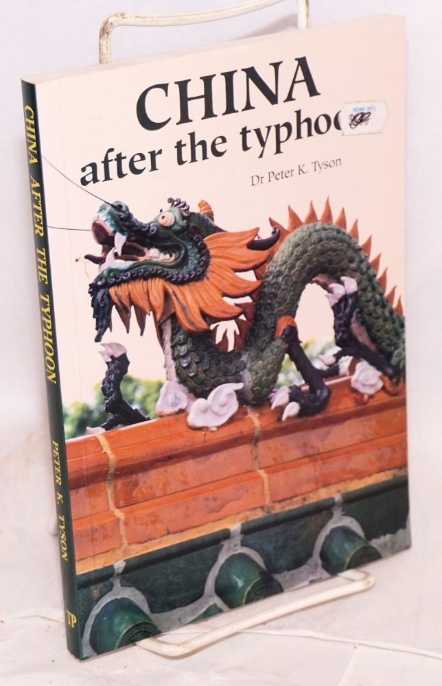 After the typhoon. Peter K. Tyson, Dr.