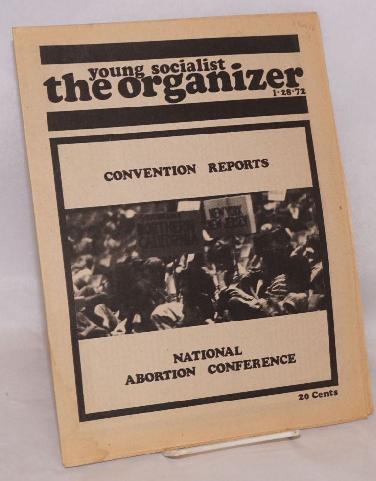 The Organizer. 1/28/72. Young Socialist Alliance.