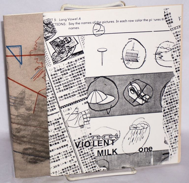Violent milk. Numbers one and two. David Bedell, Allan Songer.
