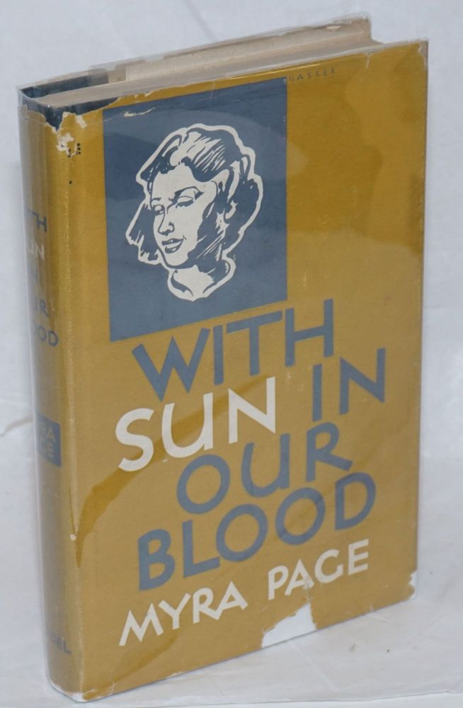 With sun in our blood. Dorothy Myra Page.