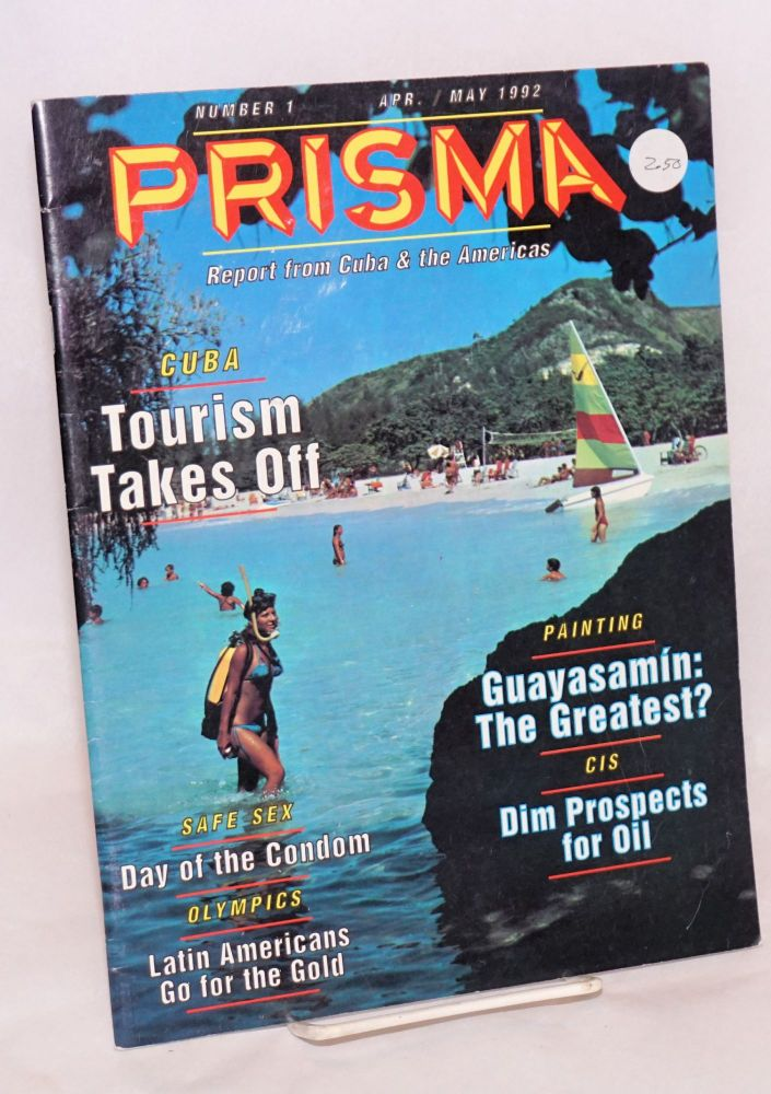 Prisma: Report from Cuba and the Americas. Number 1 (April-May 1992)