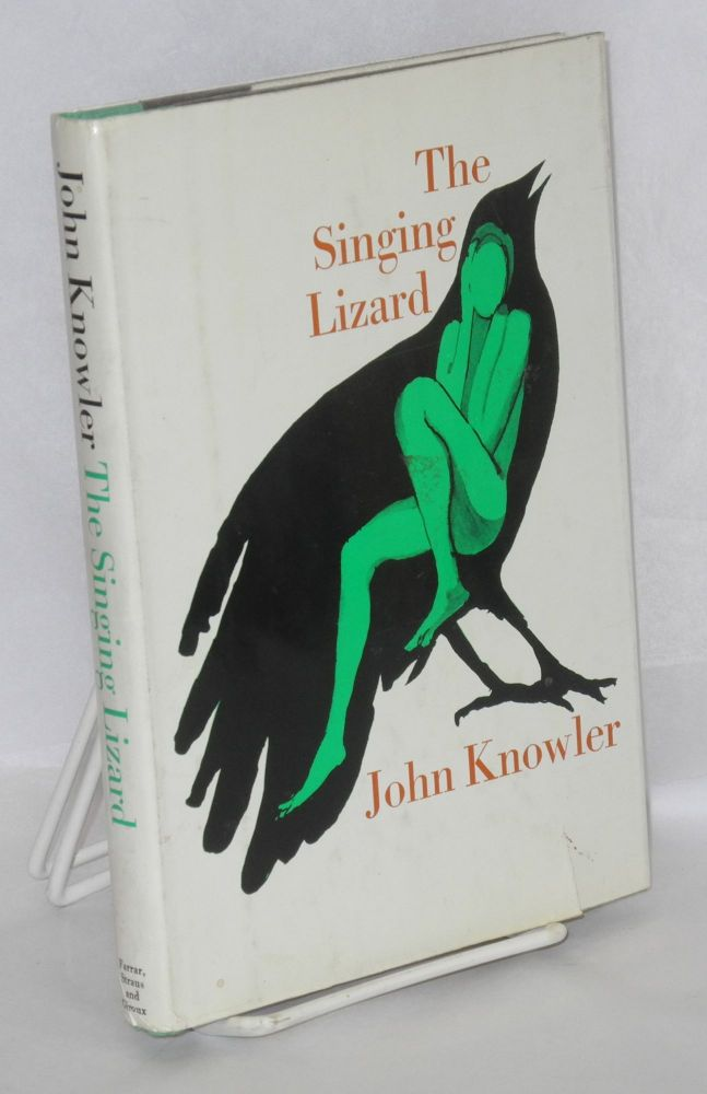 The singing lizard. John Knowler.