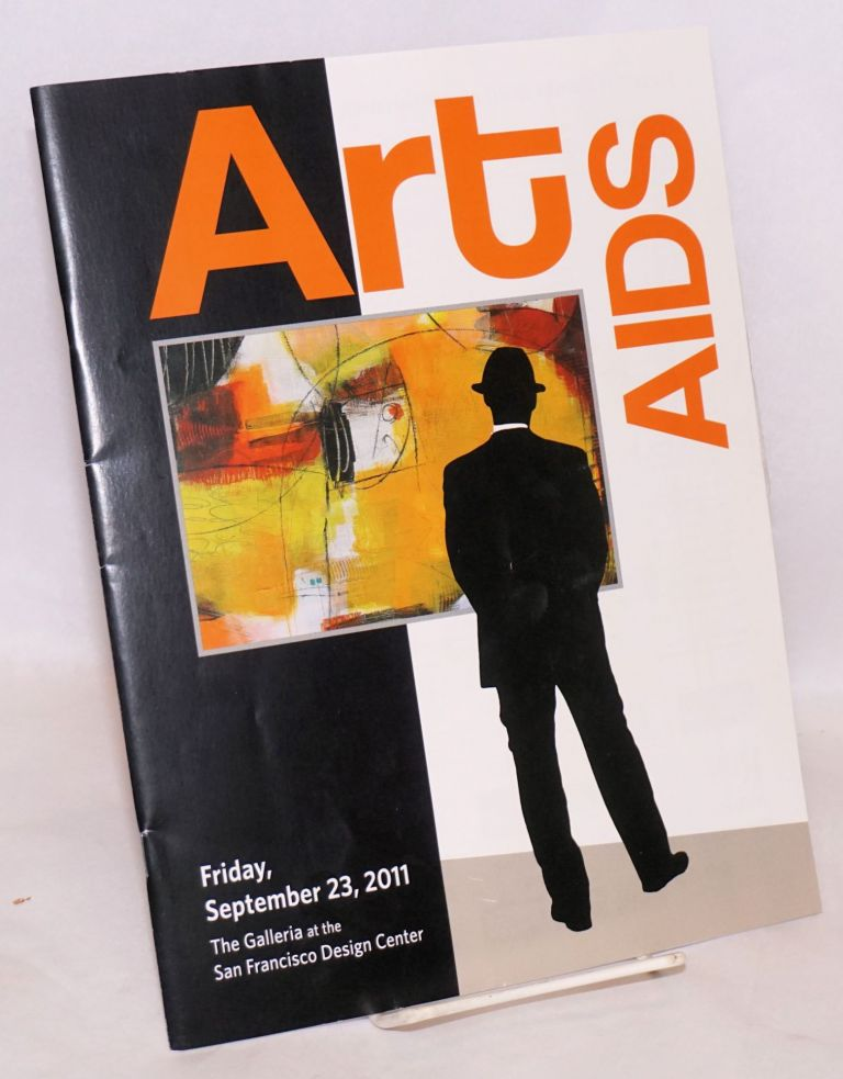 Art for AIDS; Friday, September 23, 2011, The Galleria at the San Francisco Design Center