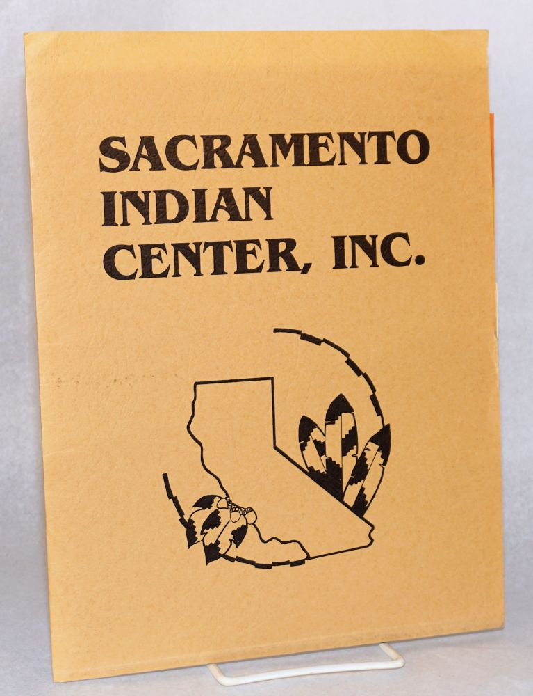 Sacramento Indian Center Inc