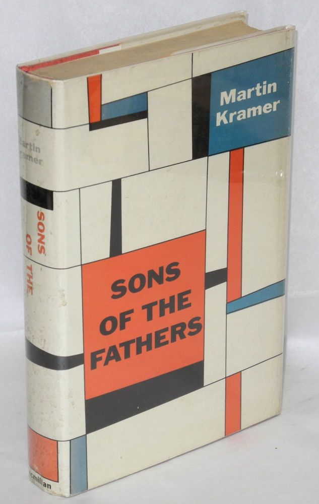 Sons of the fathers. Martin Kramer, pseudonynm of Beatrice Ann Wright.