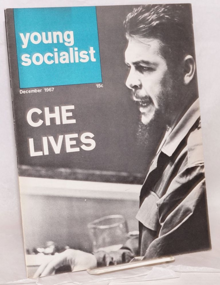 Young socialist, volume 11, number 3 (December 1967). Young Socialist Alliance.