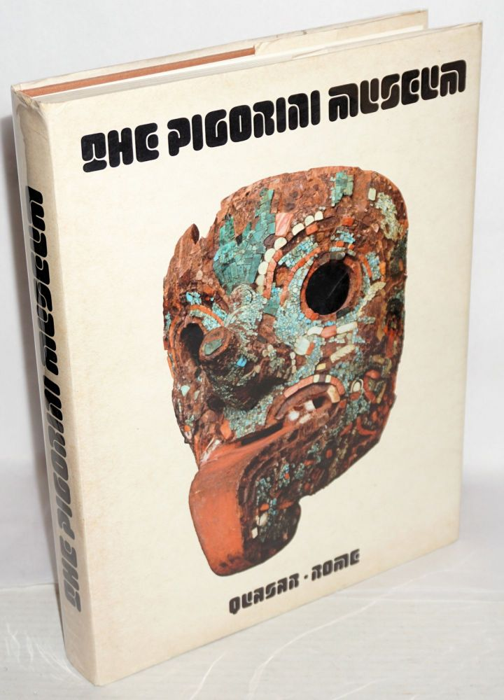The Pigorini museum. Translated by W. Terry McClintock. Bruno Brizzi.