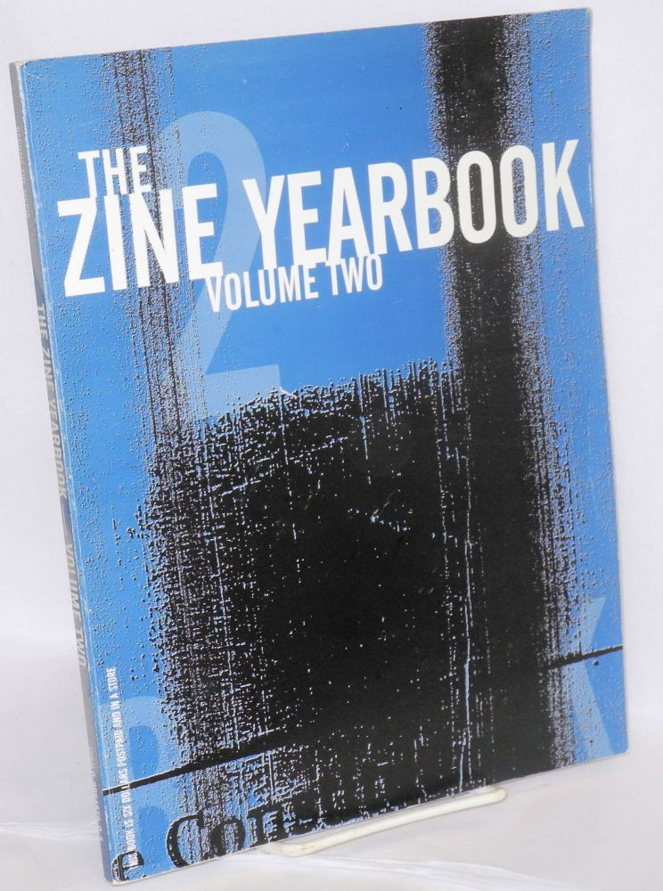 The Zine Yearbook Volume Two