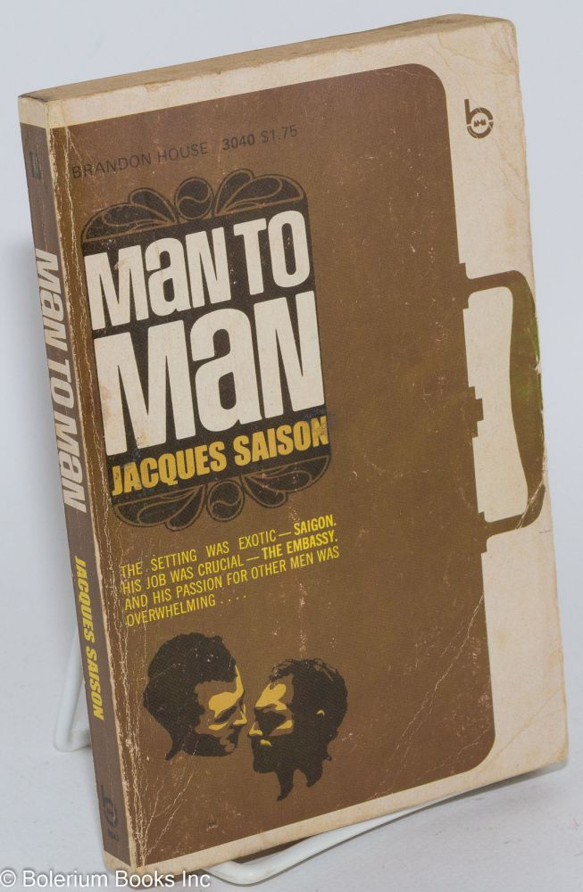 Man to man. Jacques Saison.