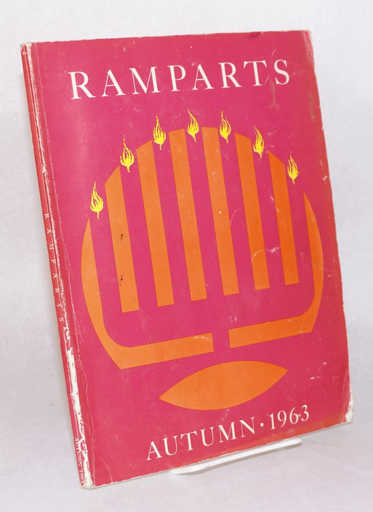 Ramparts the Catholic layman's journal. Edward M. Keating, , -in-chief.