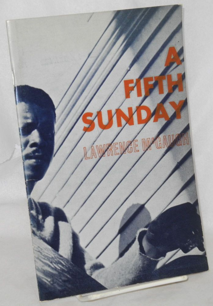 A fifth Sunday. Lawrence McGaugh.